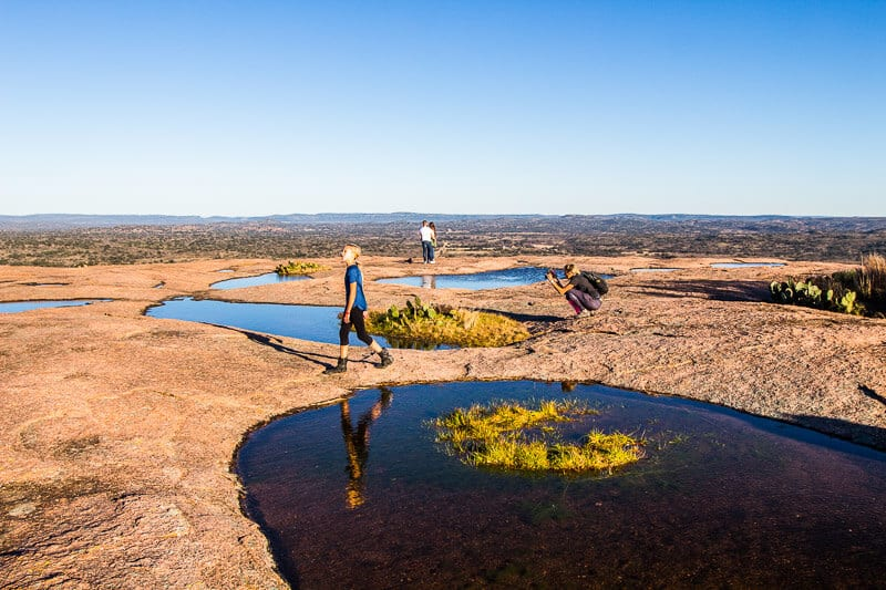 Enchanted Rock Hill Country