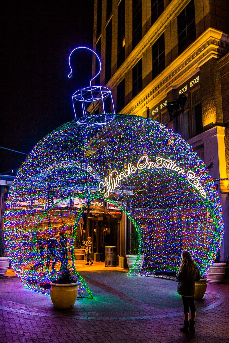 Miracle on Fulton Street, New Orleans