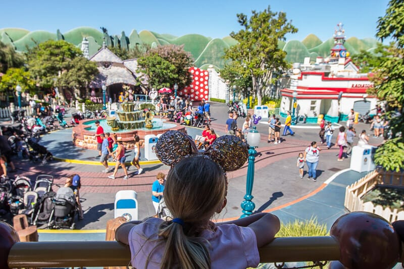ToonTown Disneyland Anaheim