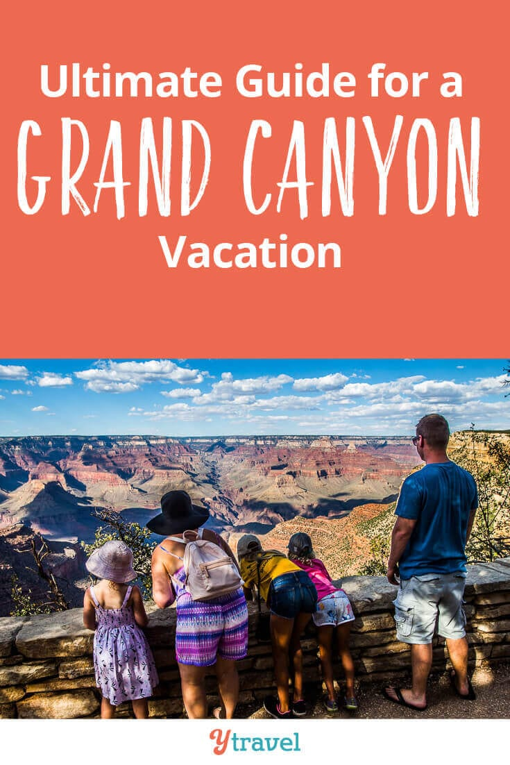 Planning Grand Canyon vacation with kids? Get insider Grand Canyon tips on how to get there, where to stay, what to do, when to visit, how to get around, where to eat, and much more! Click inside to plan your Grand Canyon trip!