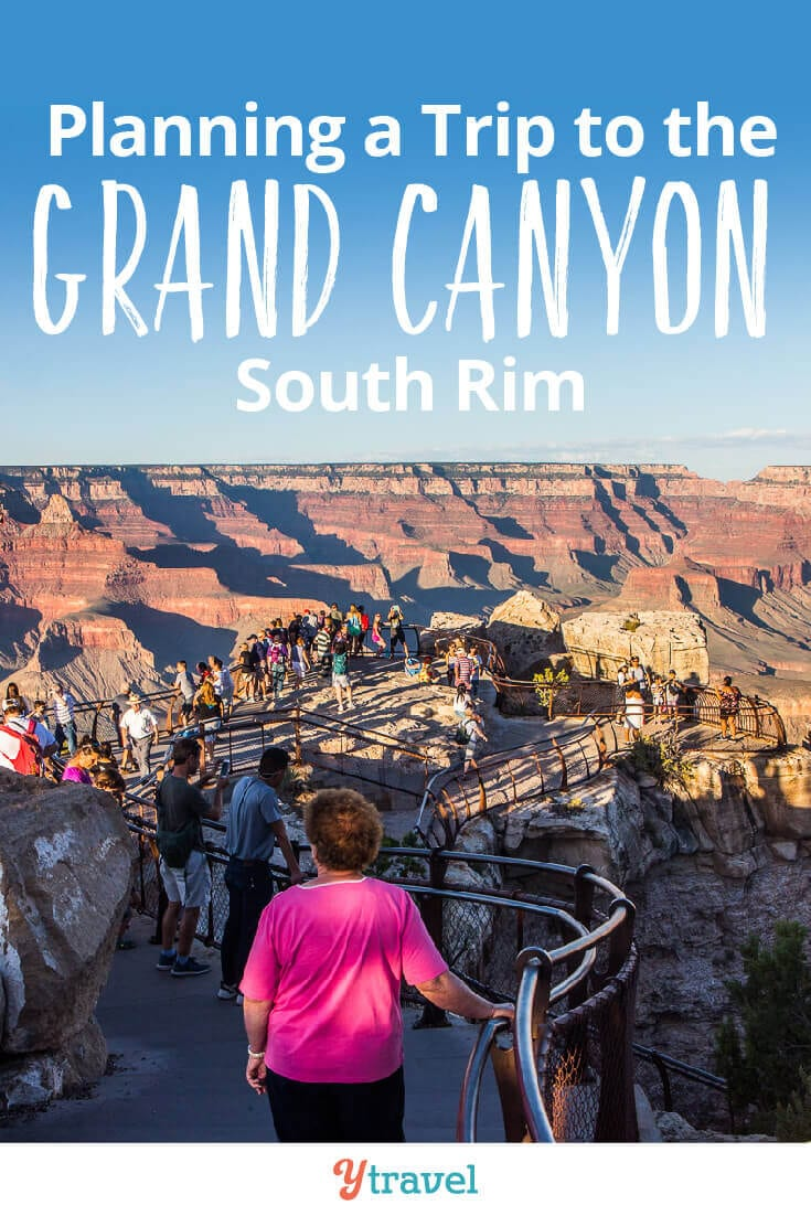 Want to visit the Grand Canyon with kids? Don't miss these Grand Canyon tips on how to get there, where to stay, what to do, when to visit, how to get around, where to eat, and much more! Click inside now to plan your Grand Canyon vacation!