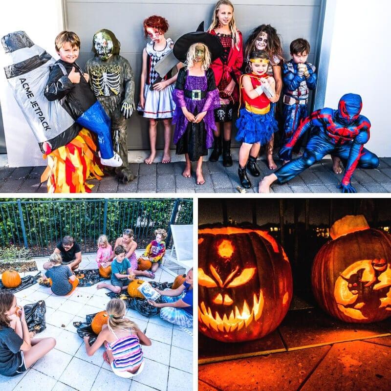 Halloween fun in Orlando