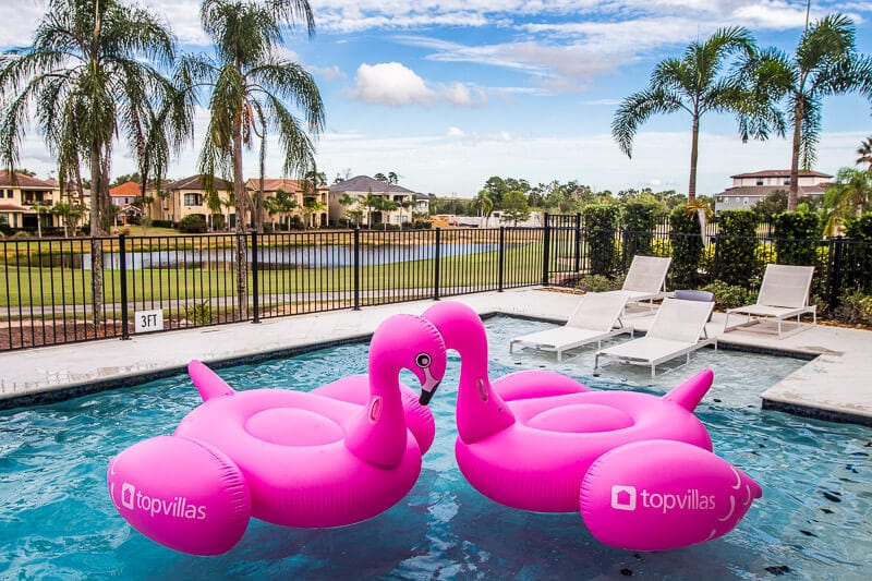The Top Villas at Reunion Resort, Orlando