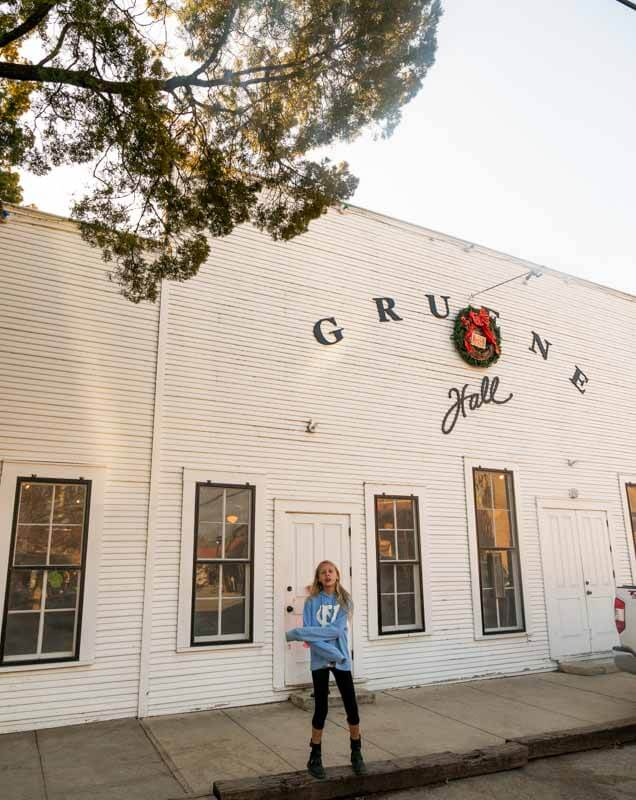 Gruene Hall, TExas