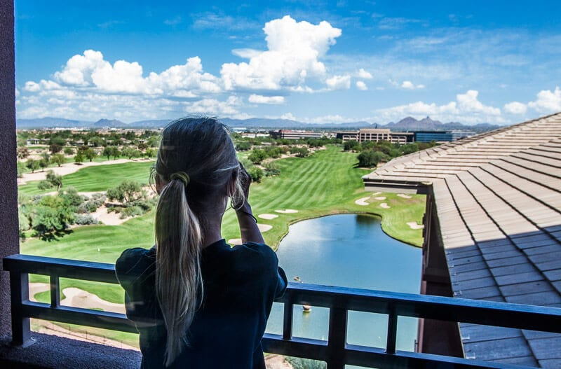 Westin Lierland Resort and Spa, Scottsdale