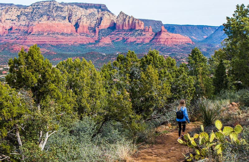 Airport View Trail, Sedona, Arizona