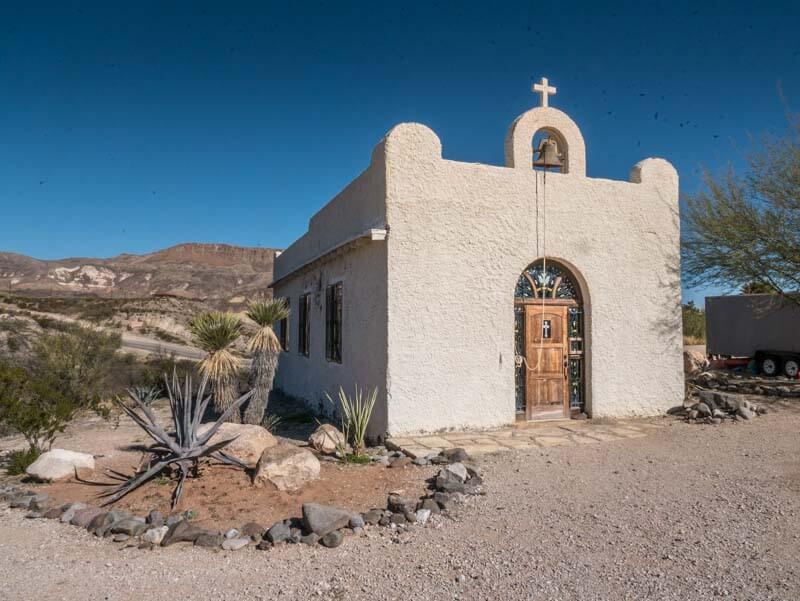 Lajitias Golf Resort mission church