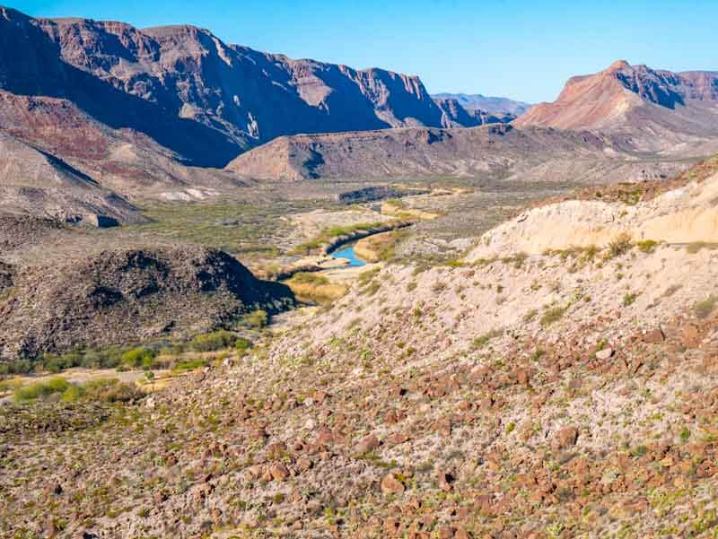 big Bend Ranch State Park Texas