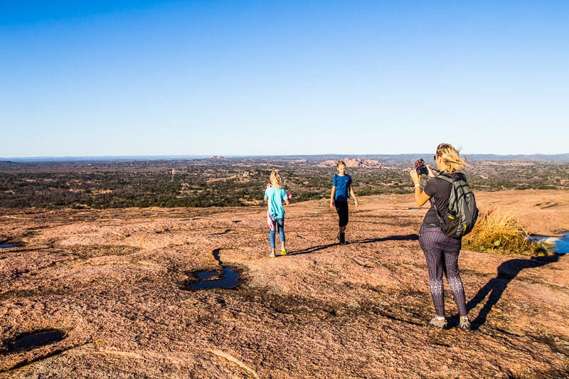Enchanted Rock State Park, Texas