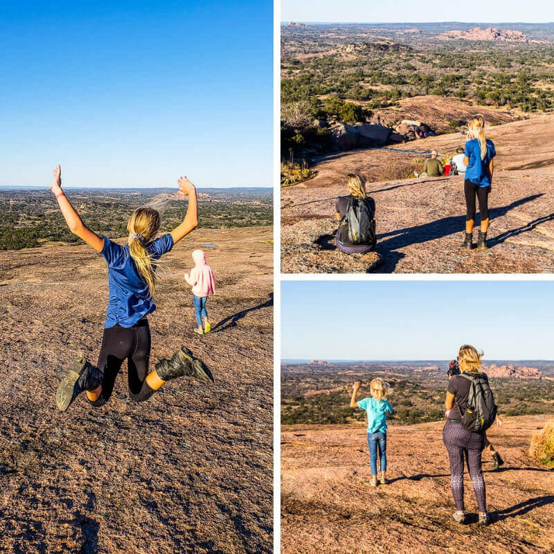 Enchanted Rock State Park - Things to do in Texas Hill Country