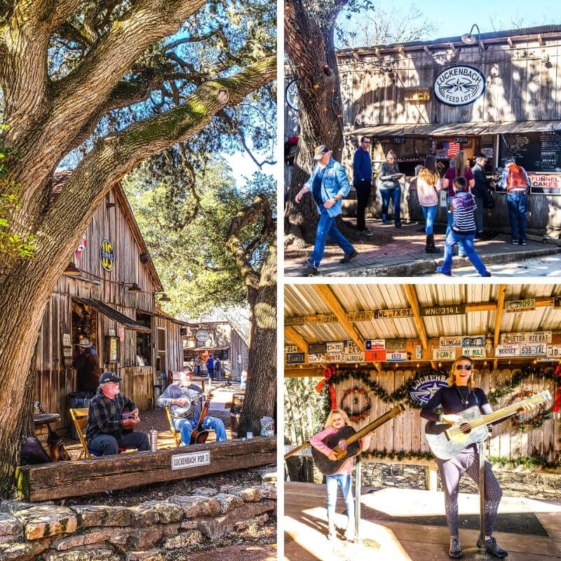 Luckenbach, Texas Hill Country