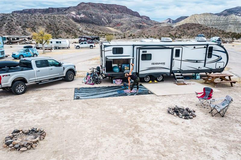 Maverick Ranch RV Park Lajitas