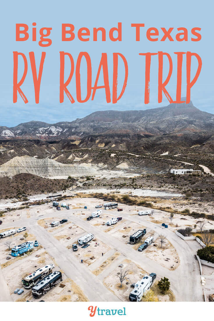 Week 6 of our 1 year RV USA road trip update blog post is live. See inside for all the tips, lessons and costs from the road from Big Bend National Park in Texas to Tucson, Arizona! We love this RV travel life!