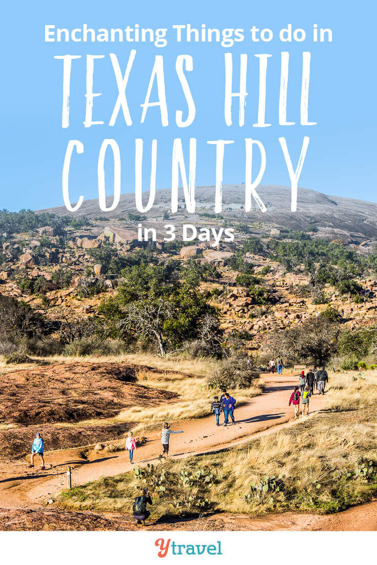 Best things to do in Texas Hill Country - Get tips on what to do, where to stay, and where to eat and drink in one on the best places to visit in Texas!