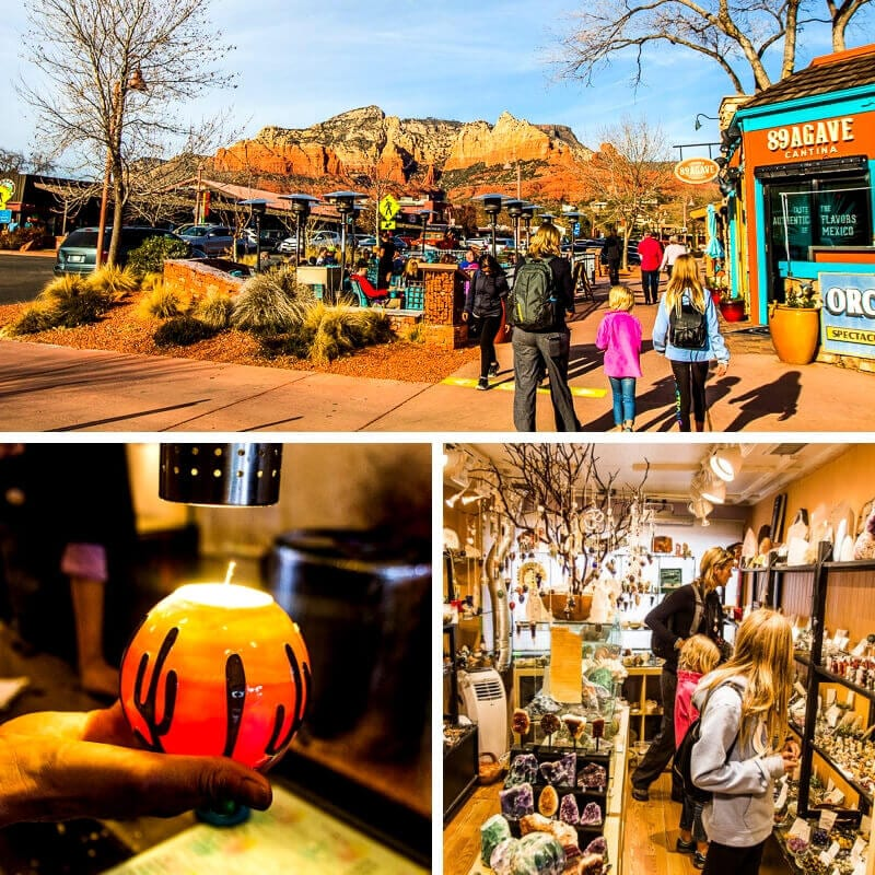 What to do in Uptown Sedona