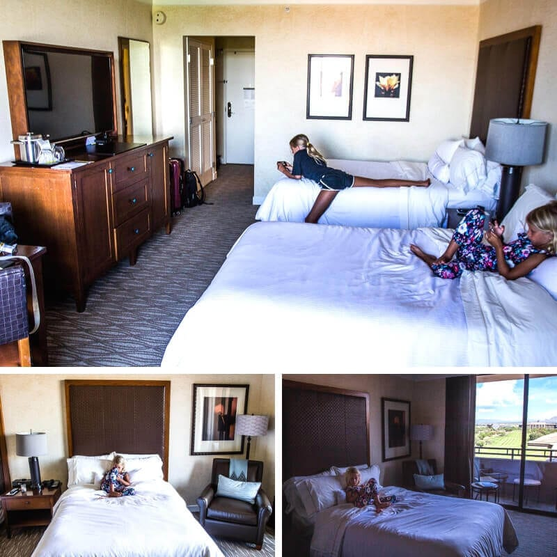 Westin Kierland Resort rooms