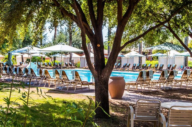 Westin Kierland resort spa sedona