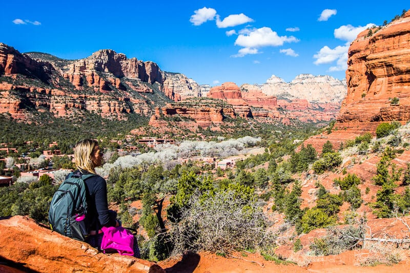 Boynton Canyon Sedona best place to visit in Arizona
