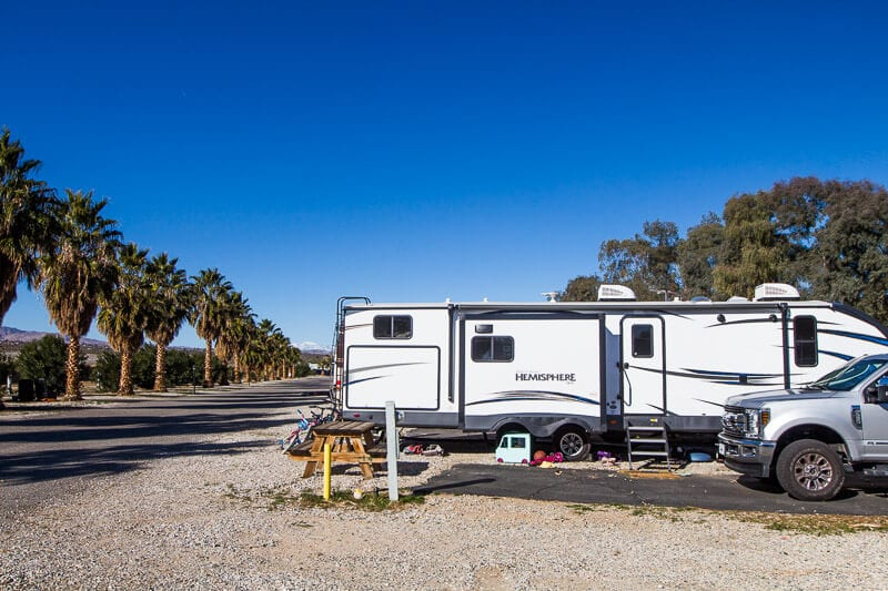 Twenty Nine Palms RV Resort