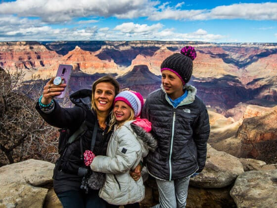 11 family travel tips