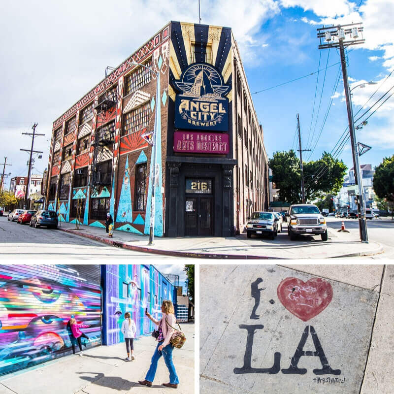 Arts District, LA