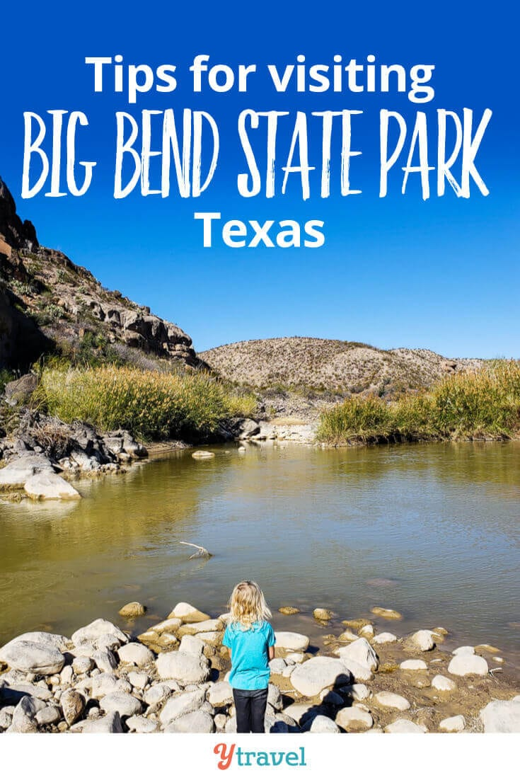 Tips for visiting Big Bend State Park in Texas, the biggest of the Texas State Parks. Get travel tips on what to see and do there, where to stay, how to get there, how to get around, important info and much more.