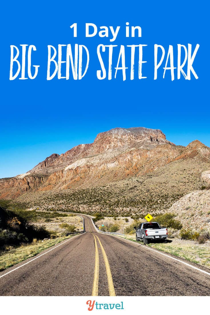 Best Tips For Spending 1 Day In Big Bend Ranch State Park