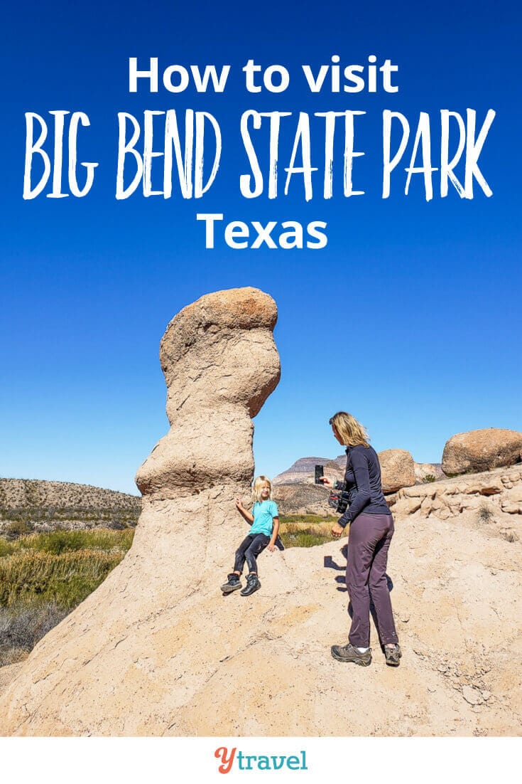 Big Bend State Park is the biggest of the Texas State Parks. Get travel tips on what to see and do there, where to stay, how to get there, how to get around, important info and much more.