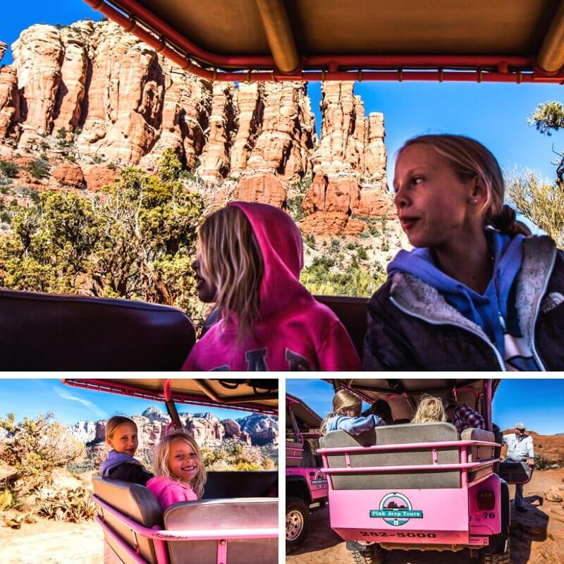 Pink Jeep Tours, Sedona AZ