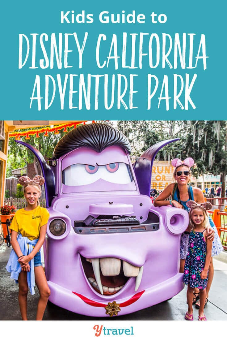 Tips for Disney California Adventure Park from an 11 year old on how to have an epic day - the best rides, best lands, how to use FASTPASSES, where to eat, where to stay and much more.
