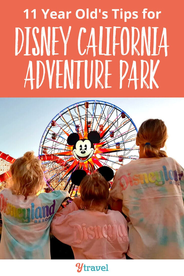 Best tips for Disney California Adventure Park on how to have an epic day - the best rides, best lands, how to use FASTPASSES, where to eat, where to stay and much more.