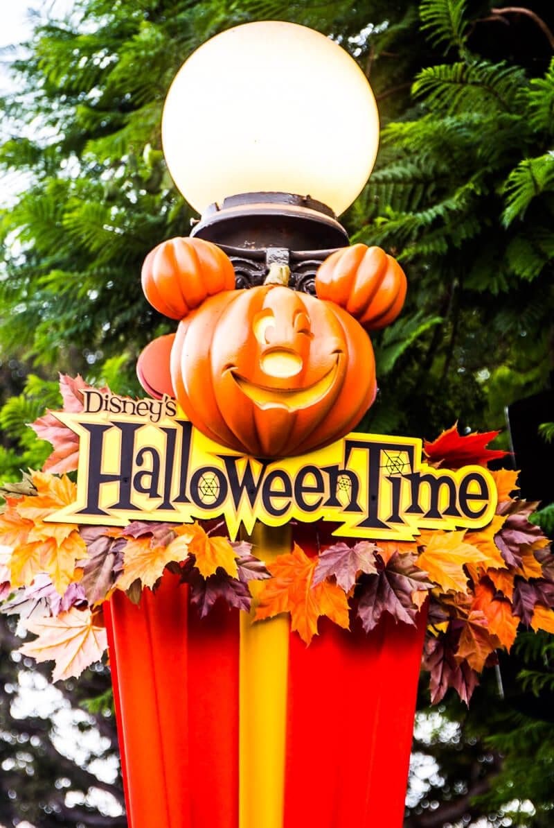 Disneyland Halloween Time at Disneyland Resort, Anaheim, California