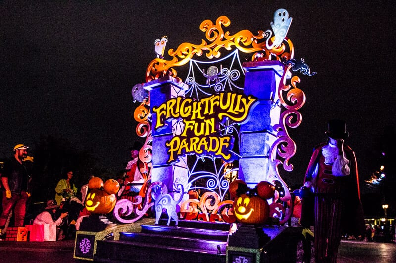 Frightfully Fun Halloween Parade