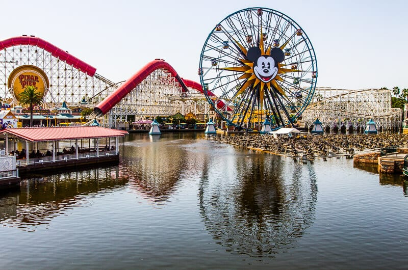The Incredicoaster, Disney California Adventure Park