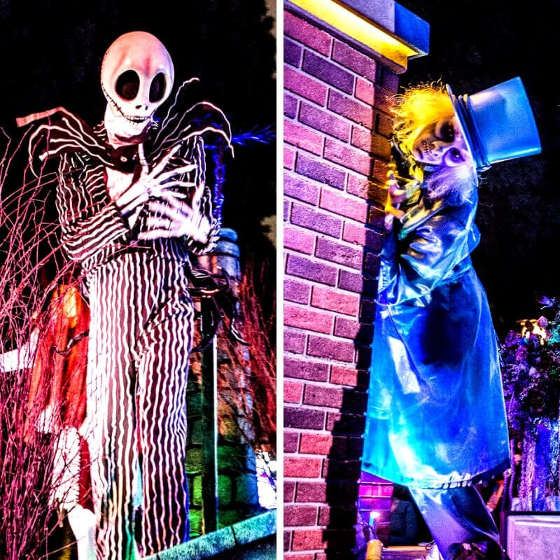 Frightfully Fun Halloween Parade at Disneyland California