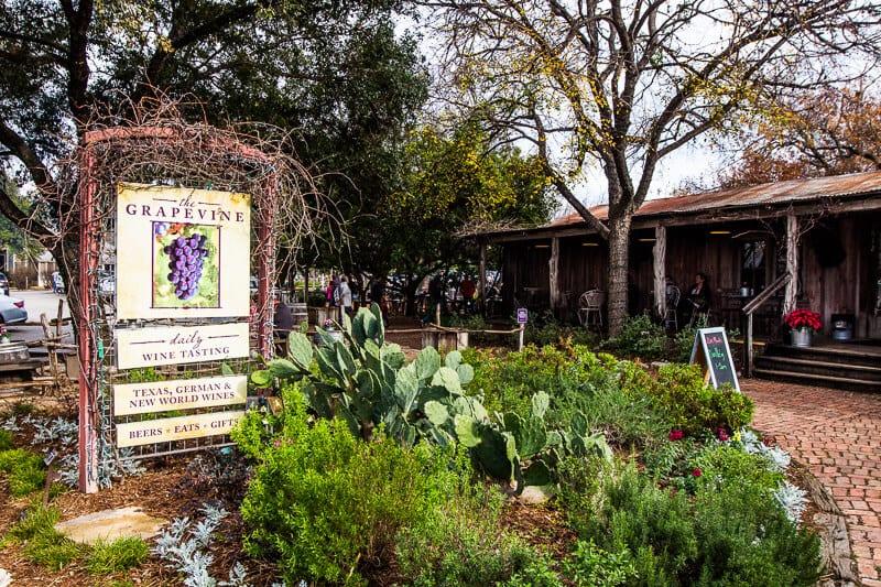 The Grapevine, Gruene, Texas