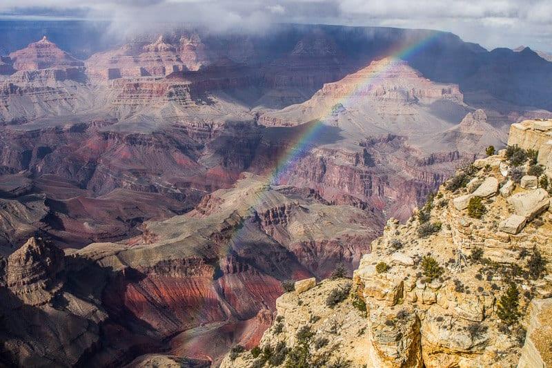 Grand Canyon Desert viewpoint