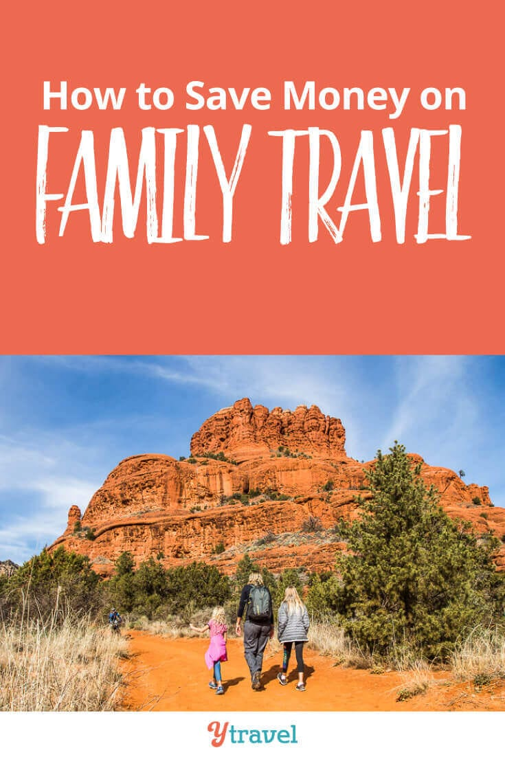 Is family travel too expensive? Here are 11 tips for saving money when traveling with kids. Learn how to save money on accommodation, food, sightseeing activities, getting around, and much more. You can make your family vacation dreams a reality. Click inside now for important tips about travel with kids!