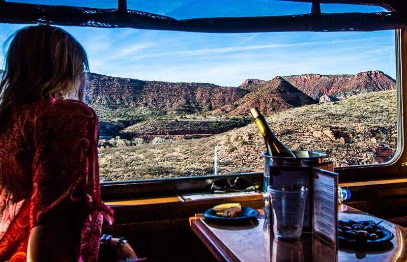 verde canyon railroad attraction sedona