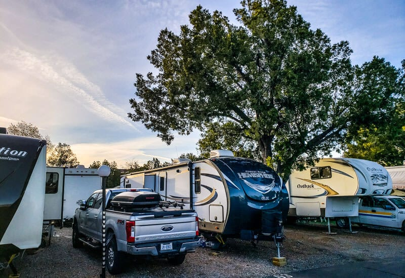 Walnut RV Park