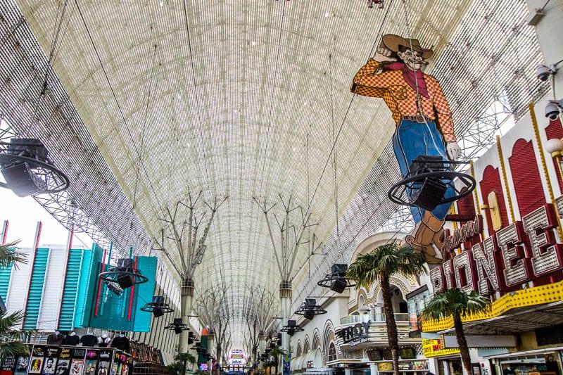 Fremont St Las Vegas