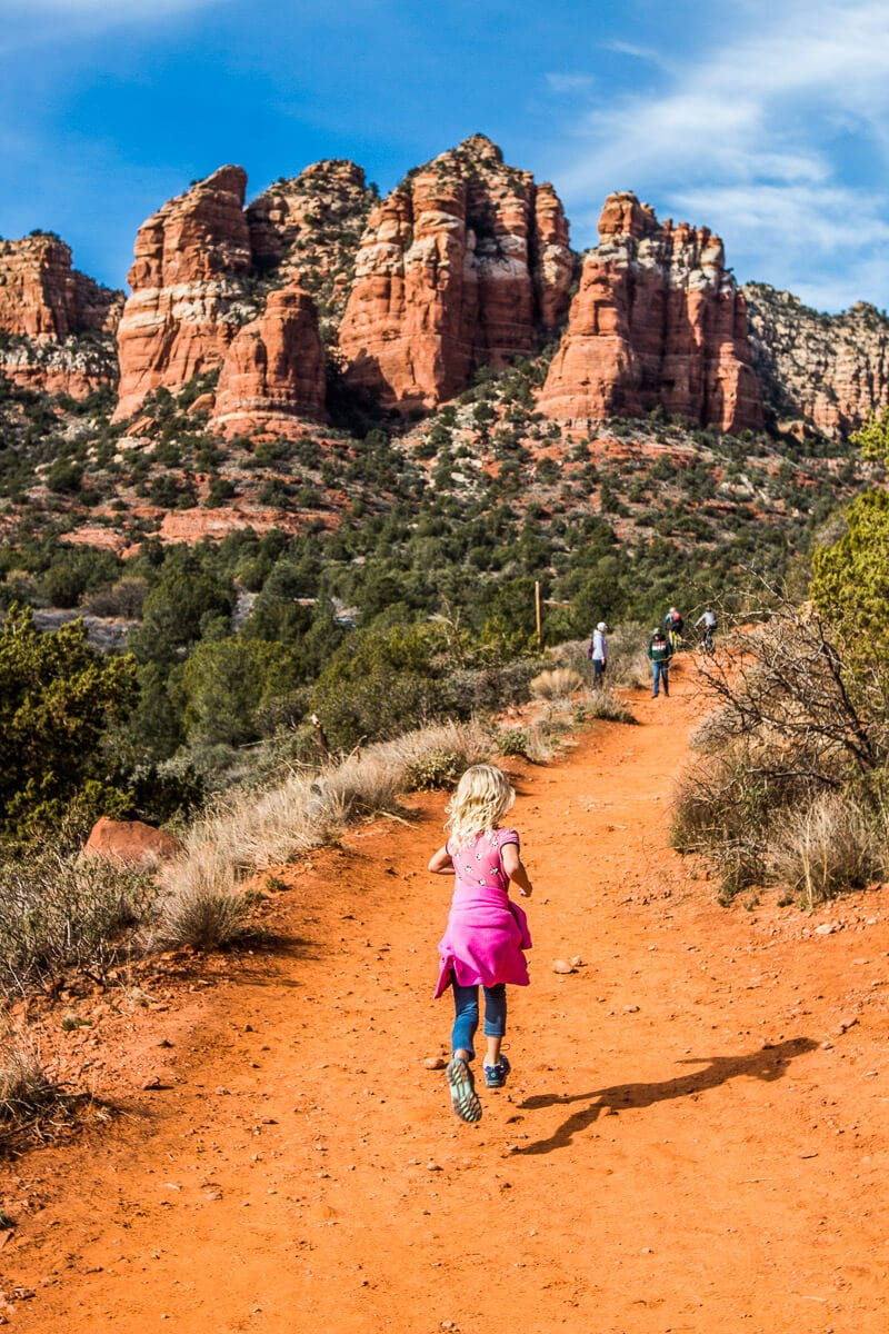Bell Rock Trail, Sedona, Arizona