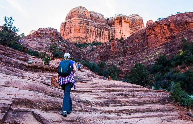Cathedral Rock Vortex, Sedona, Arizona