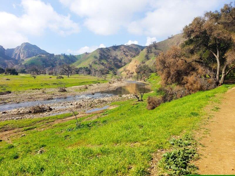 Malibu Creek State Park California