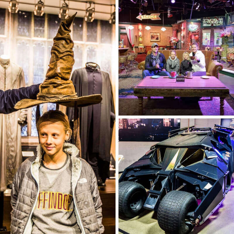 Warner Bros World - LA attraction