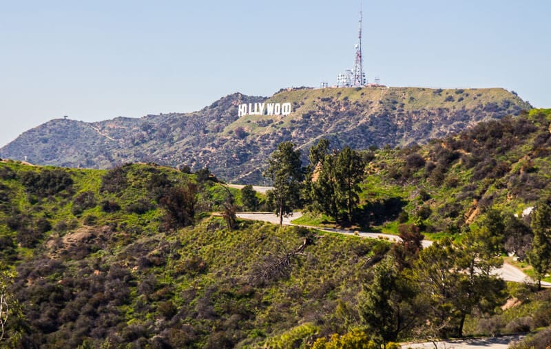 hiking the hollywood trail los angeles