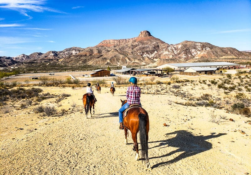 lajitas-texas-horse-ride-2 ▷ Comenta en My Fun Horse Ride in Lajitas, Texas por Craig