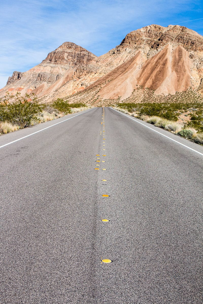 Northshore Road, Lake Mead, Nevada