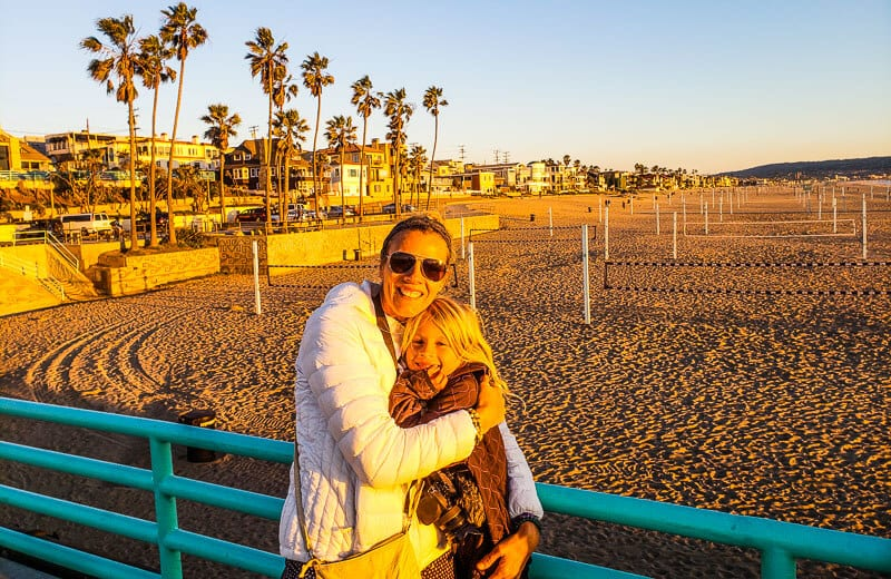 Kid friendly LA - Manhattan Beach