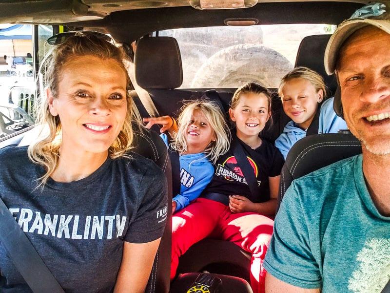 Week 21: Rock Crawling & Bluegrass in Moab